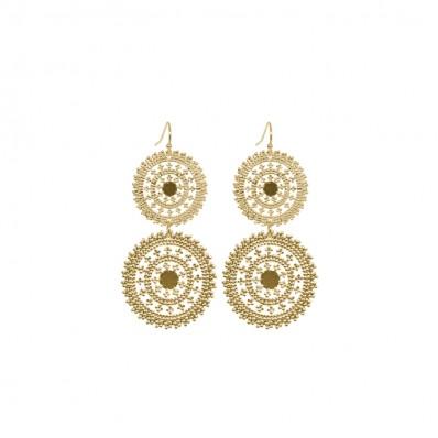 Dosty Earrings Gold