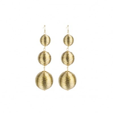 Bladen Earrings Gold