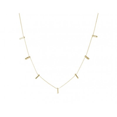 Grace Necklace Gold
