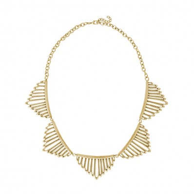 Lila Neck Gold