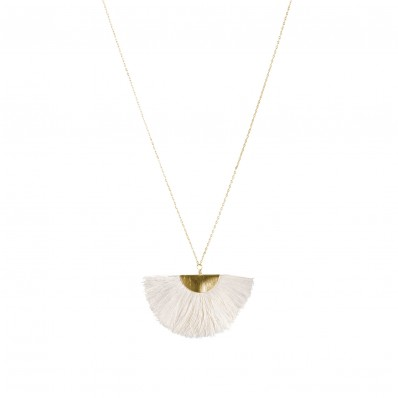 Alex Necklace Ivory
