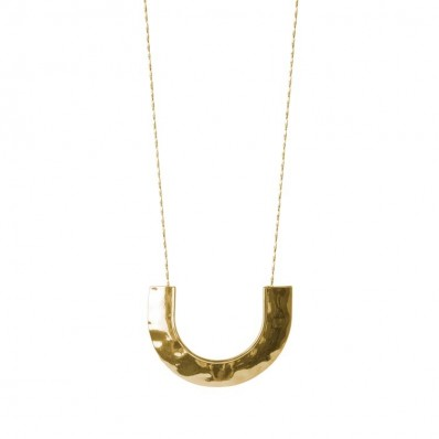 Thalia Necklace Gold