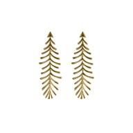 Whitley Earrings Gold
