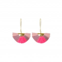 Lilly Earrings Pink Multi