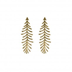 Whitley Earrings Gold