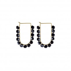 Marin Earrings Black