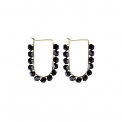 Marin Earrings Black