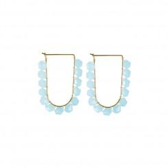 Marin Earrings Sea Glass