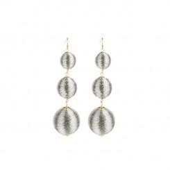 Bladen Earrings Silver