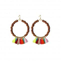 Anna Campbell Earrings Multi