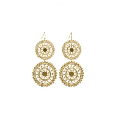 Dosty Earrings Gold