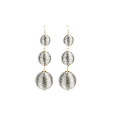 Bladen Earrings Silver