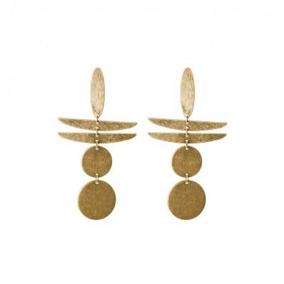 Rylan Earrings Gold