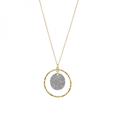 Olivia Necklace Gold/Silver