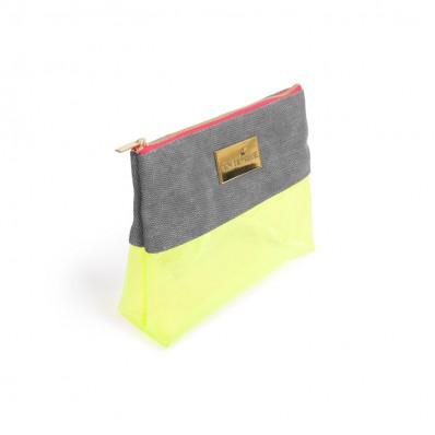 Cosmetic Bag Grey