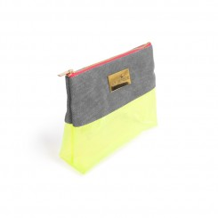 Cosmetic Bag Grey