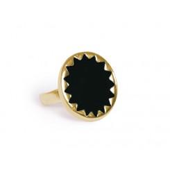 Victoria Ring Black